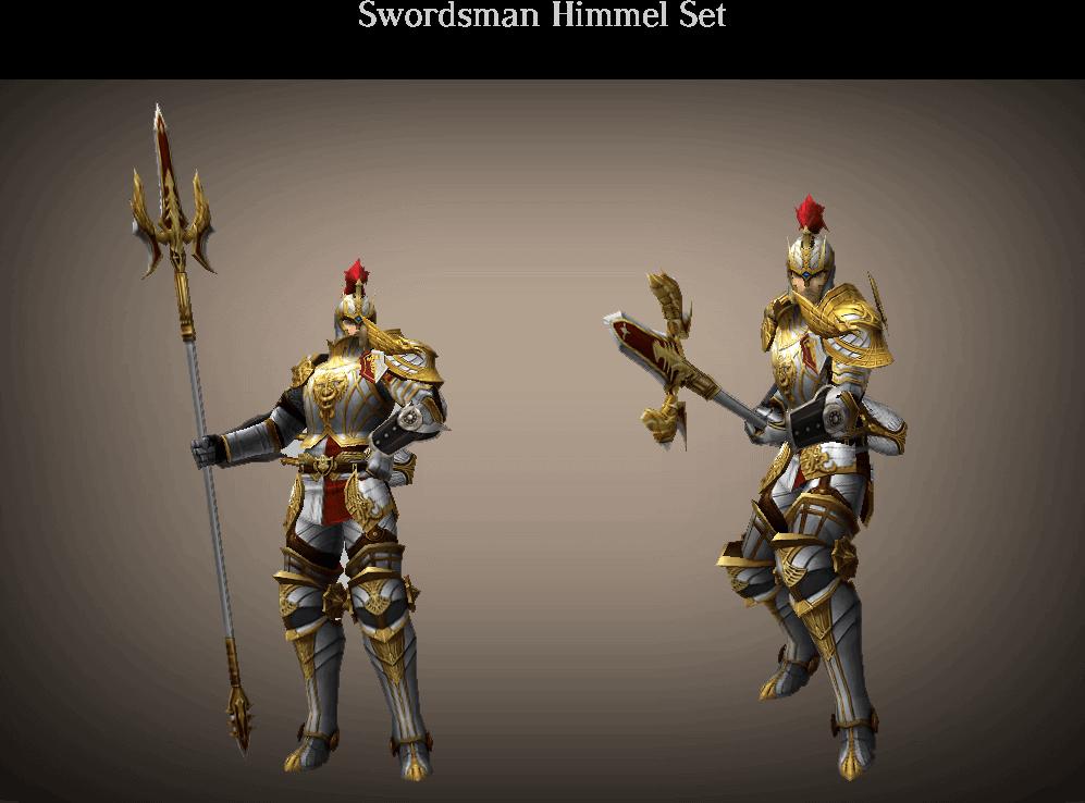Swordsman Himmel Set